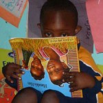 Early literacy skills begin with books about children with which readers can identify.
