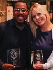 Award Winners – Alvin Irby, Grand Prize and Vicky Xanthopoulou