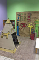 ancient egypt corner