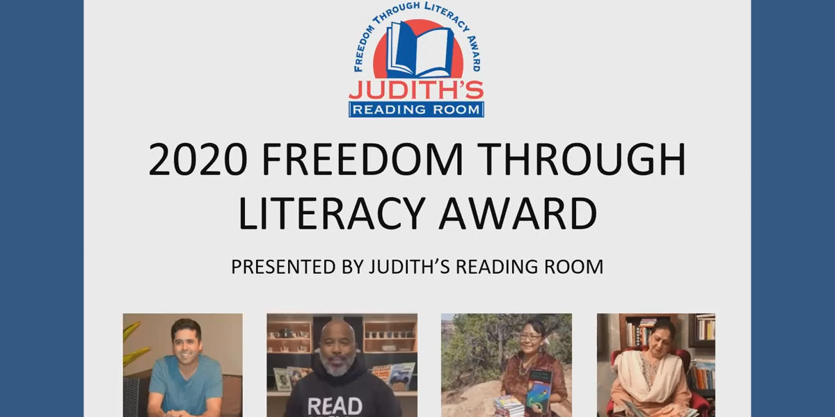 2019 Freedom Through Literacy Awards!